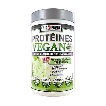 Vegan pistachio protein 750 g of powder