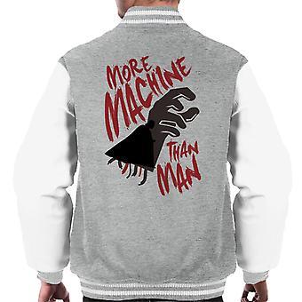 Star Wars Vader More Machine Than Man Men's Varsity Jacket