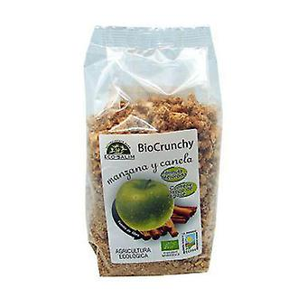 Muesly Crunchy Apple Cinnamon Eco 250 g