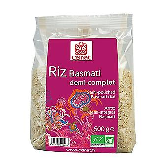 Basmati long semi complete rice 500 g
