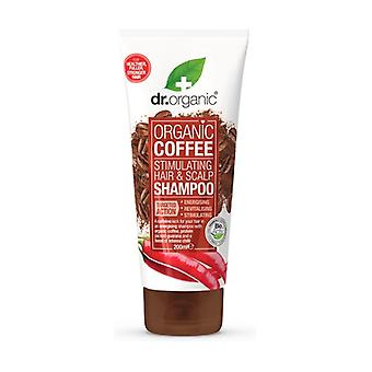 Organic Coffee Espresso Energizing Shampoo 200 ml