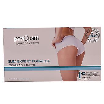 PostQuam magro perito Silhoute fórmula 10 X 25 Ml para as mulheres
