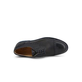 Madrid - Shoes - Lace-up shoes - 607_PELLE_BLU - Men - navy - EU 41