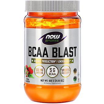 Ora Alimenti, Sport, BCAA Blast, Raspberry Naturale, 21.16 oz (600 g)