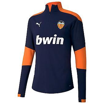 2020-2021 Valencia Half Zip Training Top (Peacot)