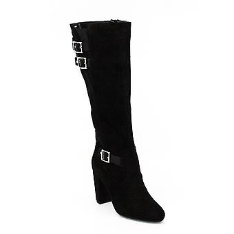 Rialto | Collins Suede Knee High Boots