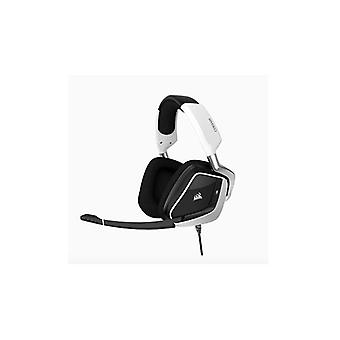 Corsair Void Elite Blanco Usb Wired Premium Gaming Headset