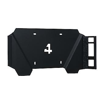 4mount Wall Mount Bracket Black for Playstation 4 Pro Console BUNDLE