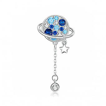 Sterling Silver Pendant Charm Random Luck In Universe - 6834