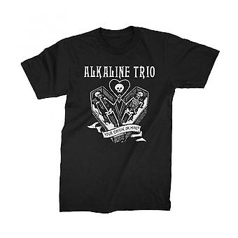 Alkalisk Trio Din kiste eller mine T shirt
