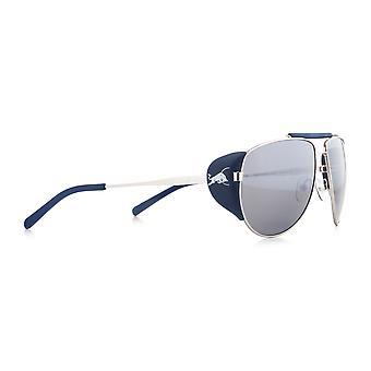 Red Bull Spect Grays Peak Sunglasses - Silver