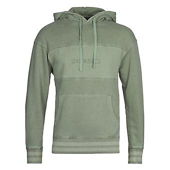 Levi's Relaxed Fit New Hedge Green Hooded Moletom