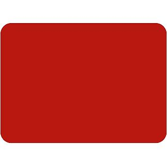 Tuftop Large Textured Worktop Saver, Red 50 x 40cm
