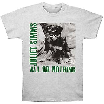 Juliet Simms All Or Nothing T-shirt