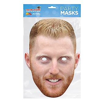 Mask-arade Ben Stokes Celebrities Party Face Mask