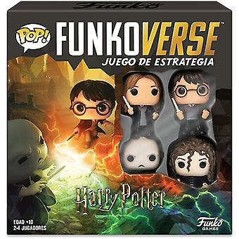 Harry Potter 4pk (Spanish) USA import