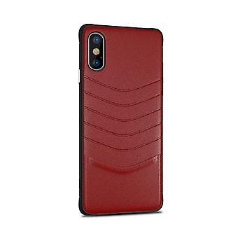 Anti-impact Case voor Apple iPhone 6 Plus / 6s Plus Red jinuoshuma-58