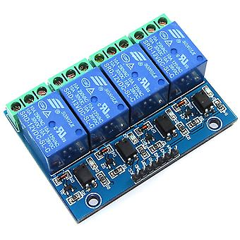 LC Technology 12V 4 Channel Relay Module