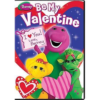 Barney: Be My Valentine [DVD] USA import