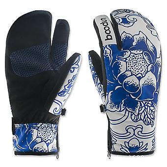 Windproof, Non-slip Winter Snowboard Gloves
