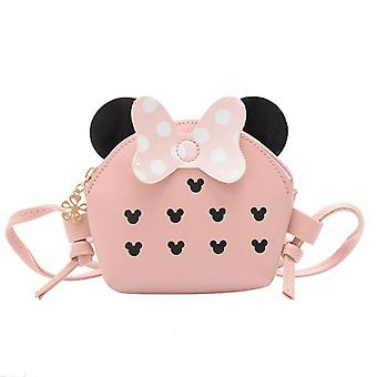 Disney Cartoon Mickey's bolso decorativo femenino, bolso de hombro