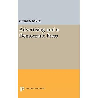 Reclame en een democratische Press (Princeton Legacy Library)