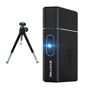 BYINTEK U30 Pro Mini LED Projector with Android and Bluetooth + Tripod Stand - Beamer Home Media Player