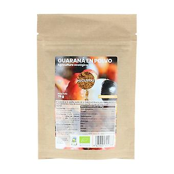 Organic Guarana Powder 70 g
