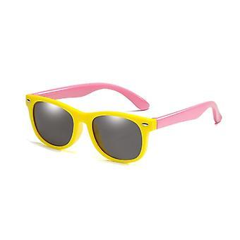الأطفال الاستقطاب سلامة طلاء نظارات الشمس Uv400 ظلال النظارات