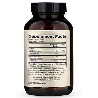Fermented Beets (60 Capsules) - Dr. Mercola