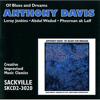 Anthony Davis - Of Blues & Dreams [CD] USA import