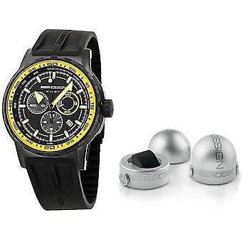 Momo design watch pilot pro chrono quarzo md2164bk-51