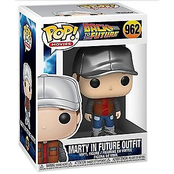 Back To The Future- Marty In Future Outfit USA import