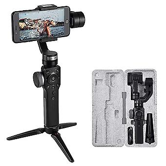 Zhiyun smooth 4 3-aixs mobile phone stabilizer gimbal steady shooting video youtube vlog smooth film
