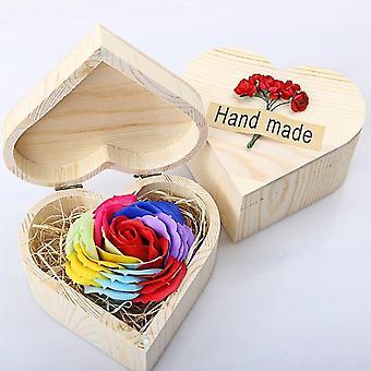 Jabón de rosa hecho a mano