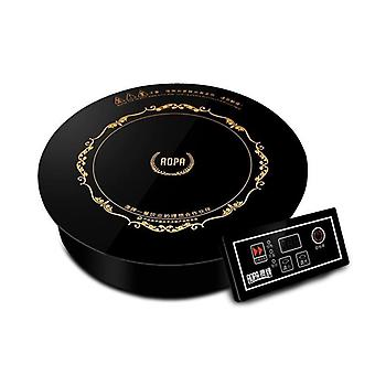 Round Commercial Mini Single-cooker Bulit-in Induction