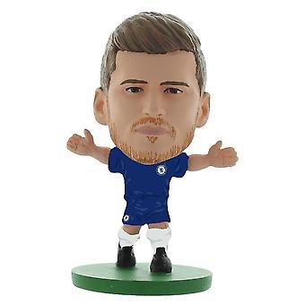 Chelsea FC Timo Werner JalkapalloStarz Figurine