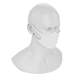 Maskery Basic Face Mask White