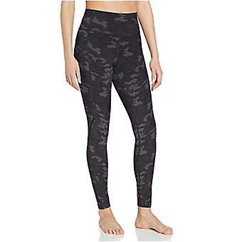 Core 10 Women's Standard Nearly Naked Yoga High Waist Full-Length Legging-28, Olive, X-Small