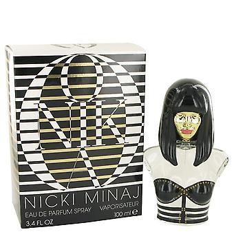 Onika Eau De Parfum Spray By Nicki Minaj 3.4 oz Eau De Parfum Spray