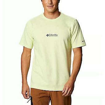 Columbia Csc Basic Logo 1680053783 universal  men t-shirt