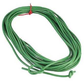 PJP 9012Cd10V Test Cable Green 260/0.07mm 1mm² 10m