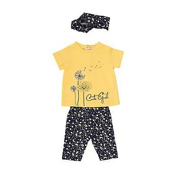 Baby Bulb 2dílné dívčí oblečení kit + hairband Cute Girl