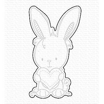 My Favorite Things Wish You Were Hare Die-namics Cutting Dies