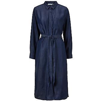 Masai Clothing Noor Denim Shirt Dress