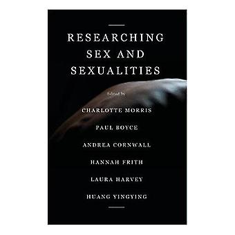 Researching Sex and Sexualities by Paul Boyce - 9781786993205 Book
