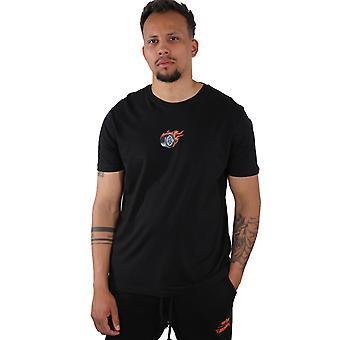 Alpha Industries Men's T-Shirt Hot Wheels Back Print T
