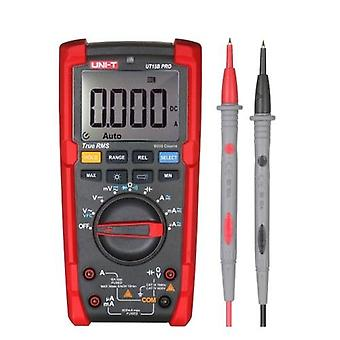 UNI-T True RMS Digital Multimeter Auto-Ranging Multitester High Accuracy Universal Meter 6000 Counts Backlit LCD VOM with Flashlight VFC Mode UT15B PRO