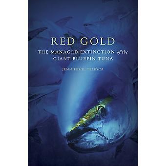 Red Gold af Jennifer E. Telesca