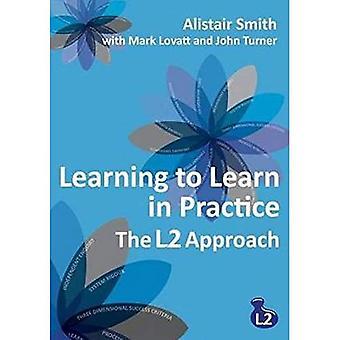 Aprendendo a aprender na prática: a abordagem L2